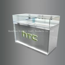 HTC mobile display cabinet