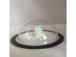 Pet window dome cover