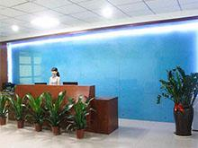 Company front desk